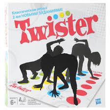 <b>Игра Твистер</b> классический — купить в интернет-магазине OZON ...