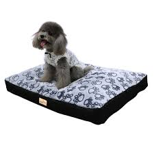 <b>DOG BED</b> ALL SIZES REMOVABLE ZIPPED COVER WASHABLE ...