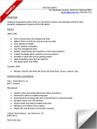 sample resume for receptionist pertaining to sample resume for receptionist receptionist sample resume