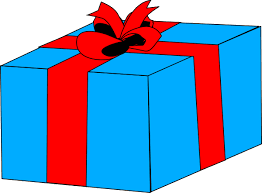 Image result for christmas presents clip art