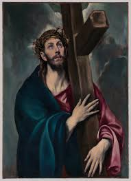 the crucifixion and passion of christ in italian painting essay christ carrying the cross