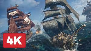 23 Minutes of <b>Skull and Bones</b> Gameplay in 4K - E3 2018