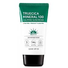 SOME BY MI <b>Успокаивающий солнцезащитный крем</b> Truecica ...