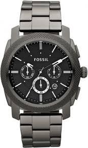 Мужские <b>часы Fossil FS4662</b> (США, кварцевый механизм, корпус ...