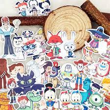 32 Pcs/lot Anime man and animal story Sticker Decoration DIY ...