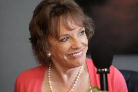 Money Media: Esther's Silver Line. Image. Esther Rantzen, TV Personality and founder of ChildLine, visited the Island earlier this month to present herself ... - 0u4j2563