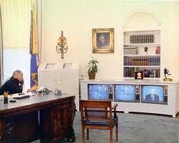oval office white house. President Johnson On The Phone In Oval Office White House Historical Association