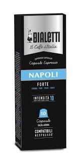 <b>Кофе в капсулах</b> Bialetti <b>NAPOLI</b>, 10 шт, 55 — купить в интернет ...