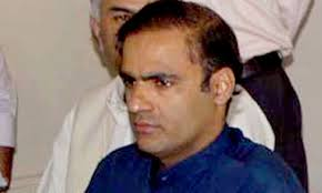 Abid Sher Ali, the young nephew of the Sharif brothers. — Photo by APP. Published 2013-07-20 07:00:28 - 51e9eef5c7df0