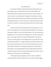 essay  rhetorical analysis  loreal advertisement   kerchenski    pages essay   critique   food stamps