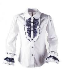 <b>Блузка Comusl</b> | Одежда, Школьная одежда и Детская одежда