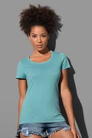 Stedman Lisa Crew Neck <b>Женская футболка с</b> круглым воротом