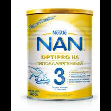 Детская молочная <b>смесь</b> Nestle <b>NAN 3</b> Premium <b>Гипоаллергенный</b>