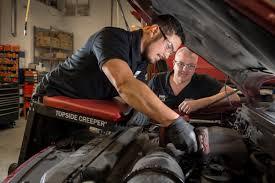 about precision auto service