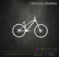 Decals, Stickers Lots of <b>colors</b> MTB Dirt Jump <b>Downhill</b> Bike Getting ...