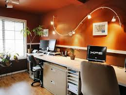 home office lighting decorating artistic home office track