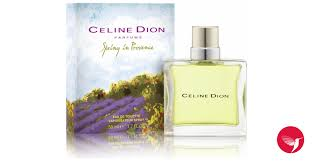 <b>Spring in</b> Provence <b>Celine Dion</b> perfume - a fragrance for women 2009