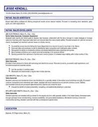Sales Assistant Cv Templates Cover Letters Fashion Retail Resume ... fashion retail resume examples: retail sales associate resume within retail sales associate resume