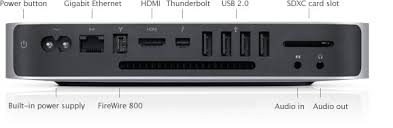 Mac mini (Mid 2011) - Technical Specifications