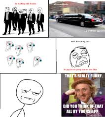 Funny Memes - A wild limo appears via Relatably.com