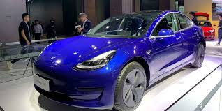 <b>Made-in-China</b> Tesla threatens to leave local brands in the dust ...