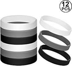 Silicone Wristband - Amazon.com