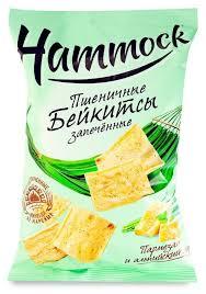 Пшеничные <b>бейкитсы Hammock Пармезан</b> и альпийский лук 140 г