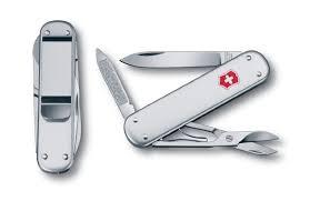 Заказать <b>Нож перочинный VICTORINOX Money</b> Clip, 74 мм, 5 ...
