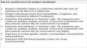 project coordinator resume sample quintessential resume format project coordinator resume sample quintessential project planner resume samples job sample digital media project coordinator job