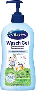 Купить <b>Гель для купания детский</b> Bubchen с экстрактом ромашки ...