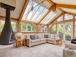 living room home conservatories design