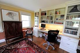 outstanding home office design featuring armoire office desk
