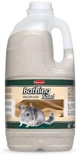 Песок <b>Padovan Bathing Sand</b> для купания шиншилл 2 л - купить в ...
