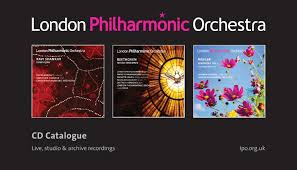 LPO CD catalogue by London Philharmonic Orchestra - issuu