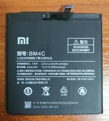 Original <b>BM4C</b> 4300mAh 3.85V <b>Battery</b> For Xiaomi Mix MI ...
