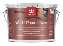 <b>Tikkurila</b> Valtti Color Satin / <b>Тиккурила</b> Валти Колор Сатин ...