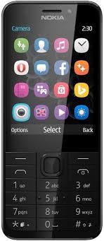 <b>Мобильный телефон Nokia 230</b> Dual Sim Черно-серый купить в ...