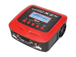 Hitec X2 AC Plus Battery Charger Review - YouTube