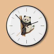 JEZBSY Fashion Personality <b>Modern Minimalist Creative Wall</b> Clock ...