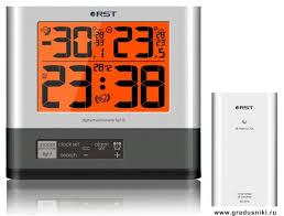<b>RST 02715</b> Цифровой электронный <b>термометр</b> с выносным ...