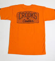 <b>Футболка CROOKS & CASTLES</b> T.R.E Grill (Orange) C1710703