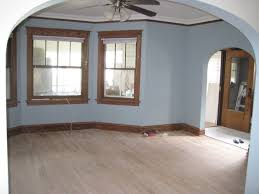wall color ideas oak: humphrey house green remodeling of an arts and crafts bungalow