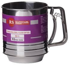 Купить Rainstahl 8492RS/KA 600 мл 12.8 см серебристый по ...