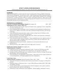 chemical laboratory technologist resume resume lab technician