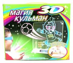 Купить Игровой <b>набор</b> Магия Кульман <b>3D Magic</b> Drawing Board ...