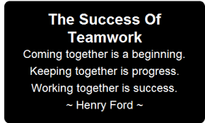 Working Together Teamwork Quotes. QuotesGram