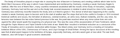 causes of world war  essaycauses of world war  essay