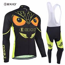 Bxio Eagle Style <b>Cycling</b> Sets <b>Winter</b> Thermal <b>Fleece</b> Pro <b>Bicycle</b> ...