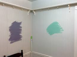 guy kitchen meg: im a big believer in painting a swatch in your room when trying to pick a paint color i just cant to those paint chip squares i would rather spend the