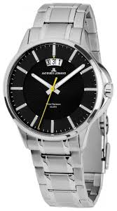 Наручные <b>часы JACQUES LEMANS 1</b>-<b>1540D</b> — купить по ...